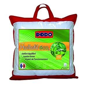Dodo Hollofil Eco2-  1 Oreiller Classique 65 x 65 cm Synthétique Ferme