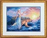 Dimensions Counted Cross Stitch Kit, Aurora