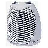 Glen GU2TS 2kW Upright Fan Heater