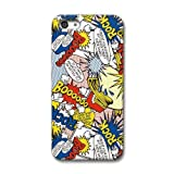 CollaBorn iPhone5専用スマートフォンケース Pop Screaming 【iPhone5対応】 OS-I5-121