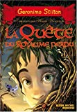 Chroniques des mondes magiques, Tome 1 : La Qute du royaume perdu