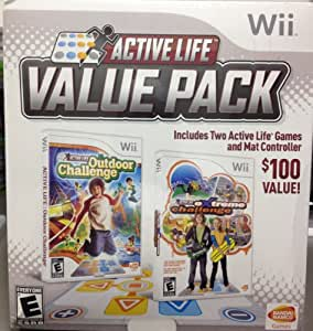 Amazon Com Active Life Value Pack Bundle With Outdoor
