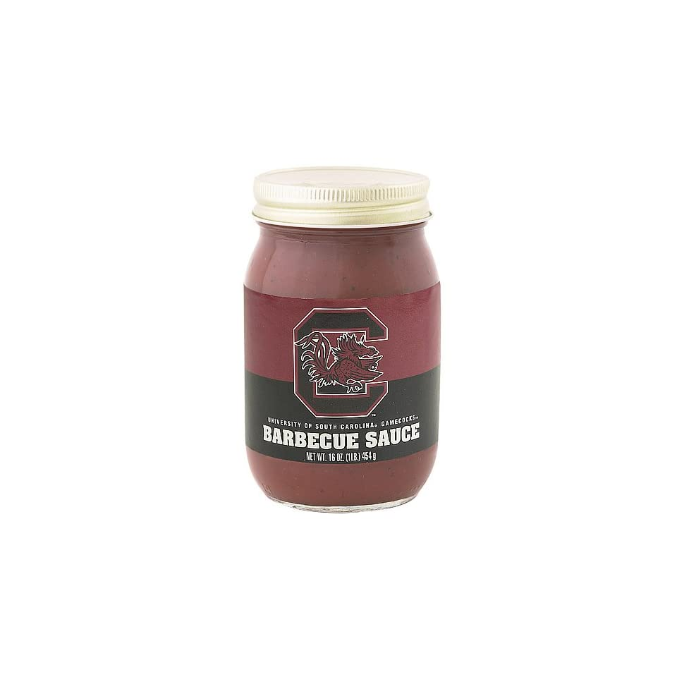 South Carolina Gamecocks NCAA Barbecue Sauce   16oz