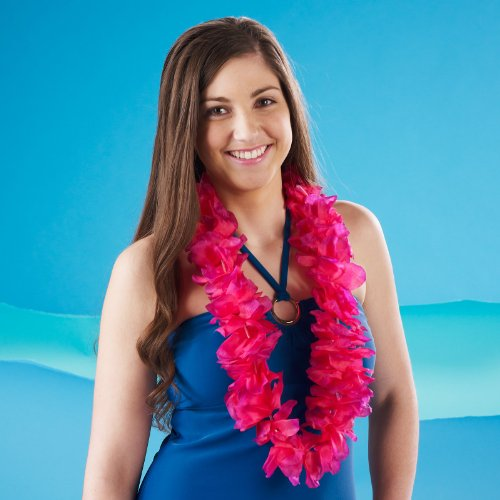 Mahalo Pink Lei Party Accessory