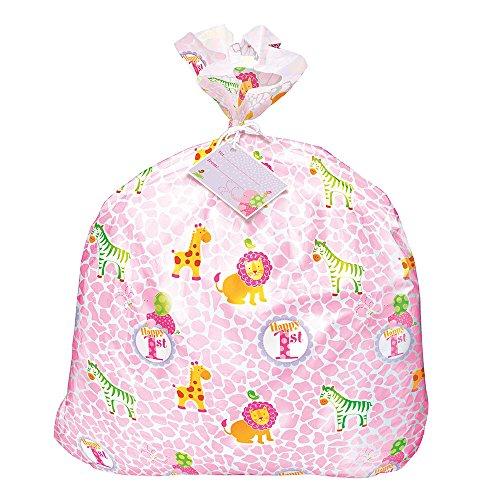 jumbo-plastic-pink-safari-1st-birthday-gift-bag