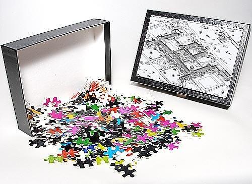 Photo Jigsaw Puzzle Of County Lunatic Asylum, Aylesbury, Buckinghamshire