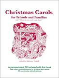 img - for Christmas Carols for Friends and Families [With CD] book / textbook / text book