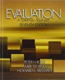 img - for Evaluation: A Systematic Approach, 7th Edition book / textbook / text book