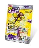 Crayola Color Alive Crayon - Enchanted Forest