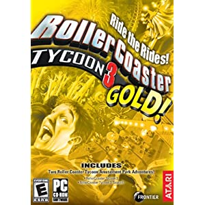 What I Learned Today: Who invented Roller Coaster Tycoon 3?