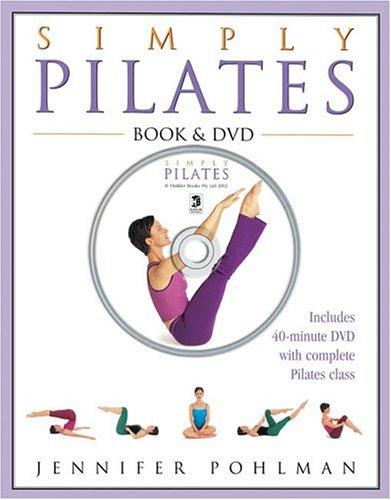 Simply Pilates Book & DVD, Jennifer Pohlman