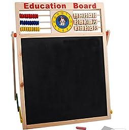 HJH® Children Kid Education Board Blackboard Chalkboard