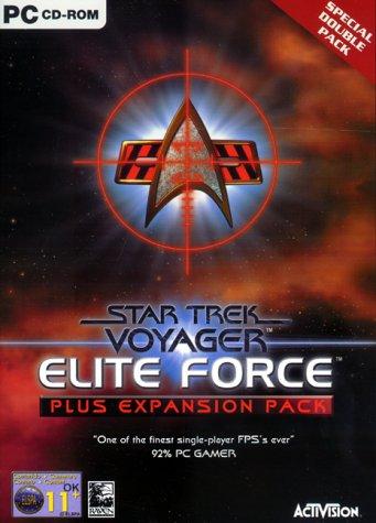 Star Trek Voyager: Elite Force Double Pack