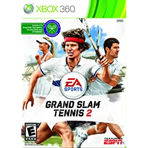 Grand Slam Tennis 2 	$7.99