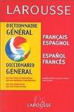 """Afficher """"Dictionnaire général, français-espagnol/espagnol-français"""""""