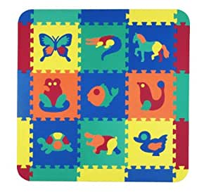 Wiky NEU & OVP Bodenteppich - Puzzlematten ¿ 10 T