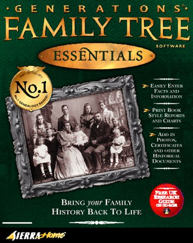 Generations Family Tree Essentials