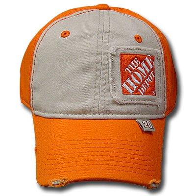6c4053665d3131 CHEAP TONY STEWART #20 HOME DEPOT ORANGE CAP HAT NASCAR NEWChase ...