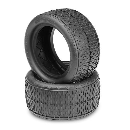 J Concepts 306605 Bro Codes Gold Compound 2.2 Buggy Rear Tire