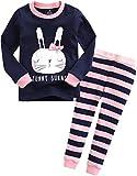 Vaenait Baby 74-122 Säugling Kinder Langarm Bekleidung Schlafanzüge Set Funny