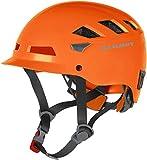 MAMMUT(マムート) クライミング ヘルメット El Cap オレンジ/グラファイト 【日本正規品】 222000090A