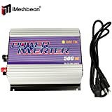 New 500W Grid Tie Power Inverter Converter For Wind Turbine Wind Energy 10.8V - 30V DC to 115V AC Stackable