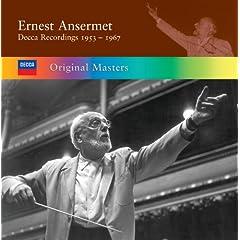 Ernest Ansermet: Decca Recordings 1953/1967 (6 CDs)