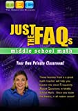 Just the FAQs: Middle School Math by Ginny Harrell