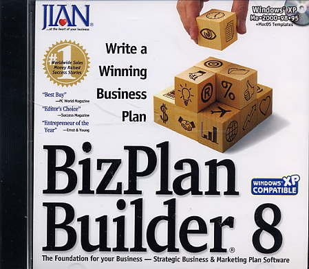 BizPlan Builder 8.0 Interactive