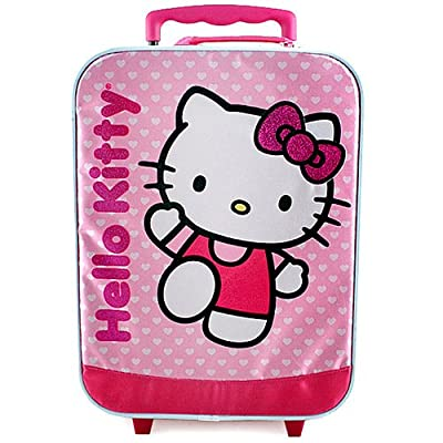 Hello Kitty Rolling Luggage Case [Waving] by Hello Kitty