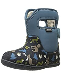 Bogs Baby Bogs Classic Woodland Waterproof Winter and Rain Boot (Infant/Toddler/Little Kid/Big Kid)