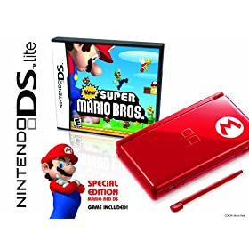 Nintendo DS Lite Limited Edition Bundles