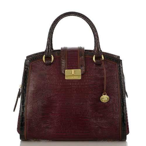 Oxford Satchel<br>Tri-Texture
