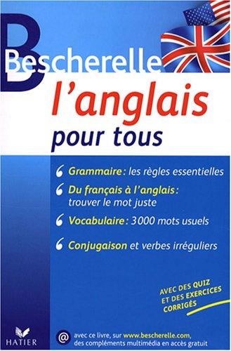 L' anglais pour tous