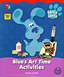Blues Art Time Activities