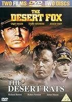 The Desert Fox / The Desert Rats (2 Disc Box Set) [DVD]