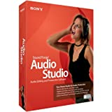 Sound Forge Audio Studio 9  [OLD VERSION] ~ Sony Creative Software