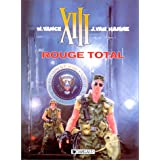 XIII, tome 5, Rouge totalpar William Vance