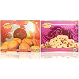 Sona Foods Combo Of Fruit & Osmania Biscuits, 900 Grams