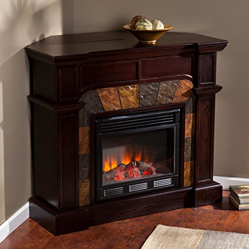 electric fireplace tv stands corner heater antique firebox fireplaces 47 in hold ebay. Black Bedroom Furniture Sets. Home Design Ideas