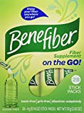Benefiber Drink Mix, Taste Free, 28 - 4g(0.14 oz) stick packs