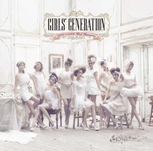 GIRLS' GENERATION(通常盤)