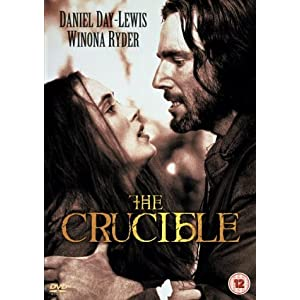 The Crucible 1997 DVD