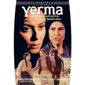 Yerma [DVD] [1999] [Region 1] [US Import] [NTSC]