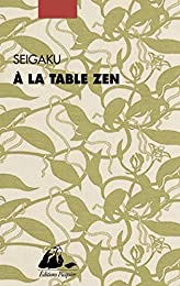 À la table zen