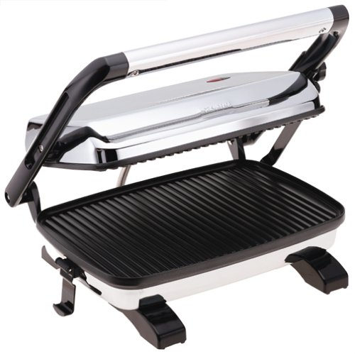 New Hamilton Beach 25450 Gourmet Panini Press