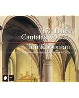 J.S. Bach : Cantatas, Vol. 21