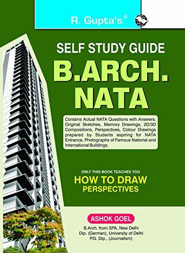 B.Arch. NATA: Self Study Guide