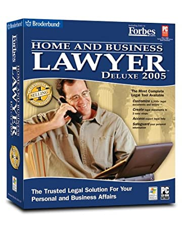Home & Business Lawyer Deluxe 2005