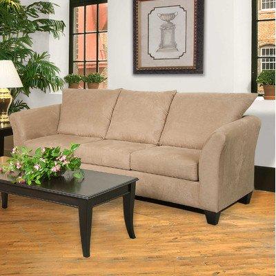 Hanover Sofa Fabric: Sienna Mocha